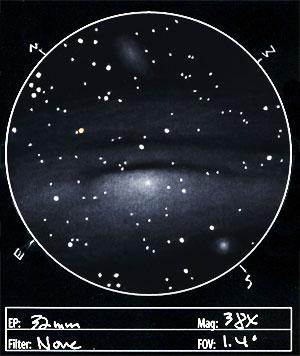 Messier 31, 32 & 110 – Andromeda by Antti-Pekka Alanko-Luopa ...