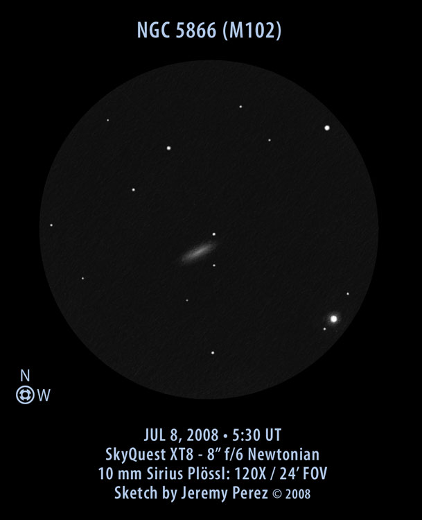 messier 102 Gallery