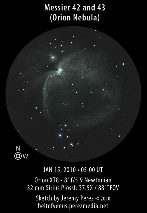 nebula sketch - photo #13