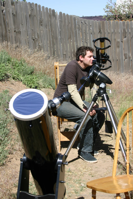 Viewing the Venus Transit