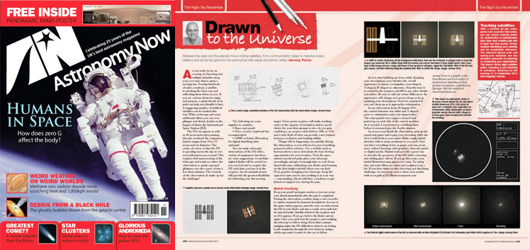 May 2012 Astronomy Now thumbnail