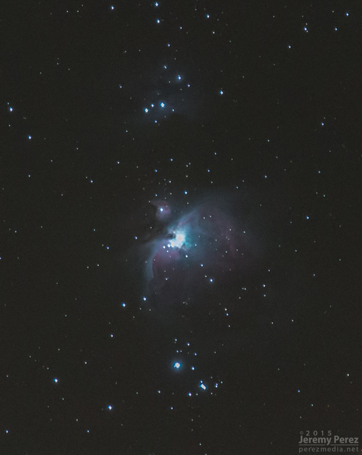 The Orion Nebula Complex