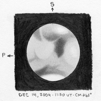 Sketch of the Mars