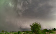 Oxford, Kansas Supercell Part 2 - 19 May 2013