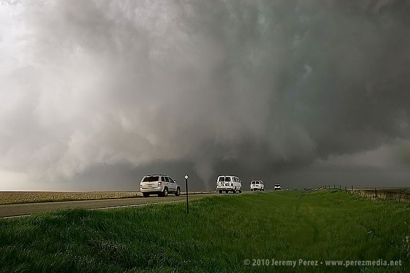 Dissecting The Bowdle Mesocyclone Stormtrack
